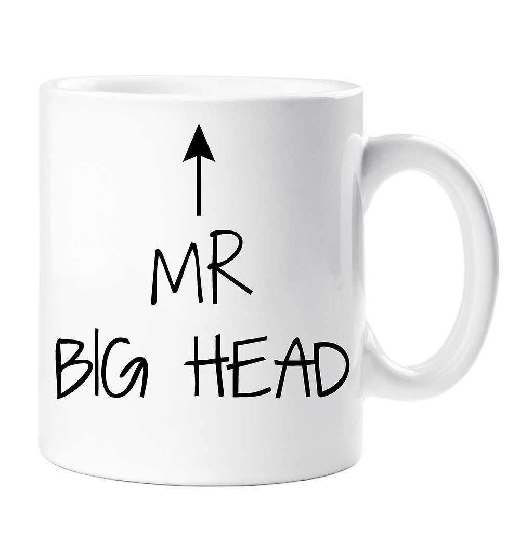 Monsieur Mug Grosse Monsieur Grosse Grosse Tête Monsieur Tête Mug RL5j3A4q