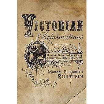 Vittoriani riforme: Romanzo storico e controversie religiose, 1820-1900