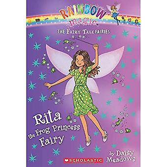 Rita de kikker prinses fee (de sprookje feeën #4)
