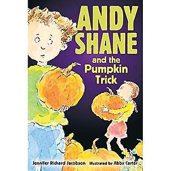 Andy Shane och pumpa tricket