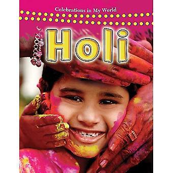Holi (Feierlichkeiten in meiner Welt)