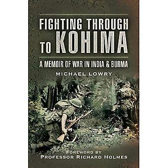 Combats à travers à Kohima