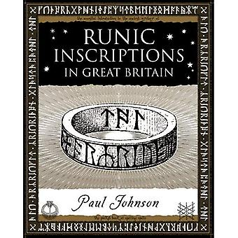 Runic Inscriptions: In Great Britain (Wooden Books Gift Book)