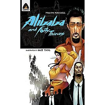 Ali Baba and the Forty Thieves: Reloaded (Campfire Graphic Novels)