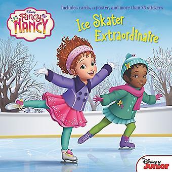 Fancy Nancy: Ice Skater Extraordinaire (Fancy Nancy)