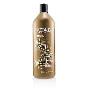 Redken All Soft Mega Shampoo (nourishment For Severely Dry Hair) - 1000ml/33.8oz
