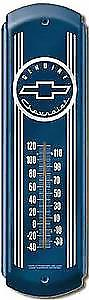 Chevrolet Genuine Chevrolet Steel Thermometer