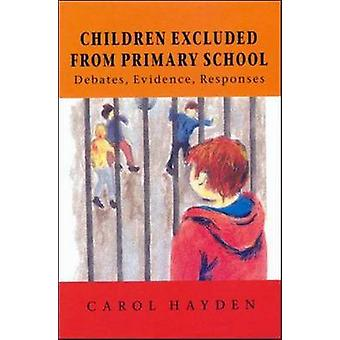 Children Excluded from Primary School by Hayden & Mary