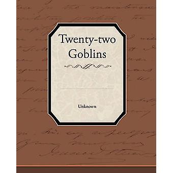 Vingt-deux gobelins par Unknown