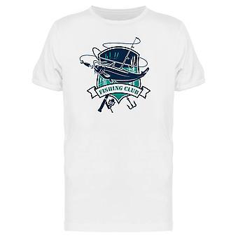 Fischer Abenteuer Sport T-Shirt Herren-Bild von Shutterstock