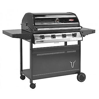 Beefeater Discovery 1000R 4 Brenner Gas-Grill mit Trolley