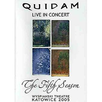 Quidam - Fifth Season [DVD] USA import