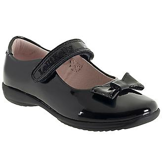 Lelli Kelly Perrie LK8206 Black Patent F Fitting School shoes