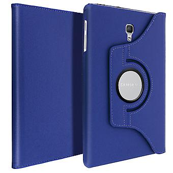360° rotary case, shock absorbing cover for Galaxy Tab A 10.5 - Blue