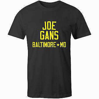 Joe Gans Boxing Legend Kids T-Shirt