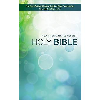 NIV Holy Bible - Compact by Zondervan - 9780310436010 Book
