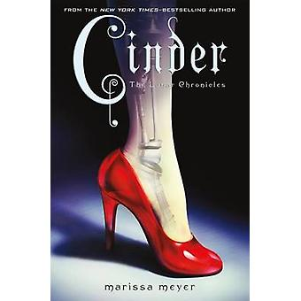Cinder - Book One of the Lunar Chronicles by Marissa Meyer - 978031264