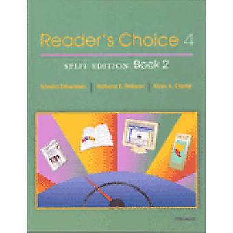 Reader's Choice 4 - Bk. 2 - Split Edition (4th Revised edition) by Sand