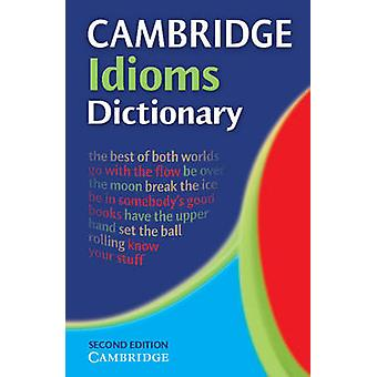 Cambridge Idioms Dictionary (2nd Revised edition) - 9780521677691 Book