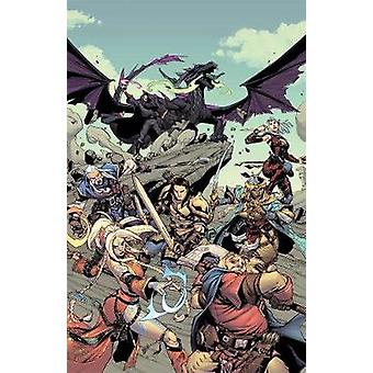 Pathfinder Vol. 2 - Of Tooth & Claw TPB by Jim Zub - 9781524105686 Book