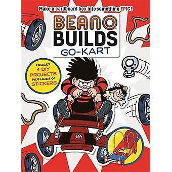 Beano Builds - Go-Kart by Beano Builds - Go-Kart - 9781787412804 Book