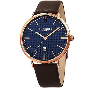 Akribos XXIV Men's Watch AK935RGBU