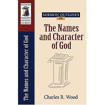 The Names and Character of God