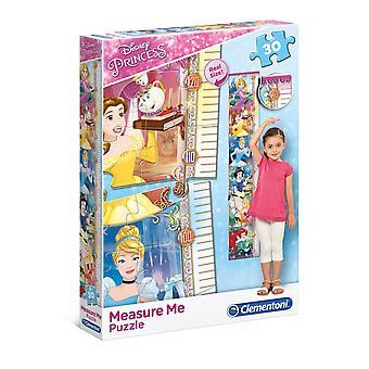 Clementoni Disney Princess Measure Me Puzzle