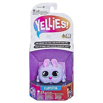 Yellies Bunnies Fluffertail