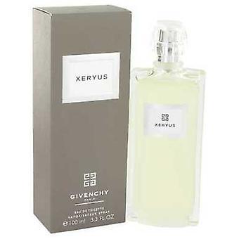 Xeryus Por Givenchy Eau De Toilette Spray 3.4 Oz (hombres) V728-402598