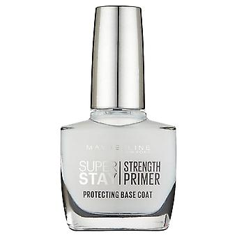 Maybelline Forever Strong Super Stay - Strength Primer - Protecting Basecoat 10ml