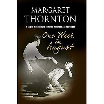Eine Woche im August: A 1950er Jahren romantischen Saga