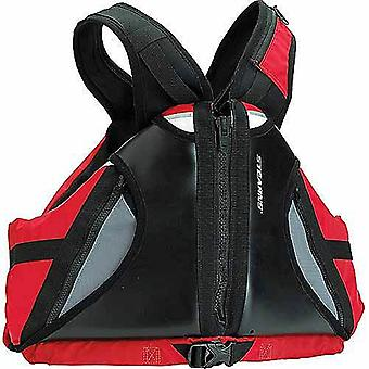 Stearns 6143-RED Extreme Paddle Sports Red Life Vest XXL