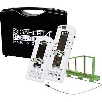Gigahertz Solutions MK2 Low frequency (LF) + radio frequency (RF)-Analyser, Electric smog meter, 5 Hz - 100 kHz, 2dB (i