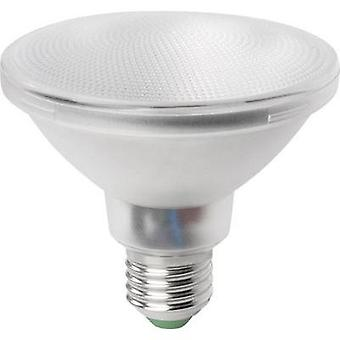 Reflector de LED E27 de 10.5 de W = 82 W Warm white (Ø x L) 95 x 88 mm EEC: a + Megaman 1 PC
