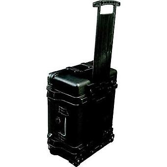 PELI Outdoor case 1560 44 l (W x H x D) 561 x 265 x 455 mm Black 1560-000-110E