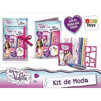 Imc Toys Kit Fashion Violetta
