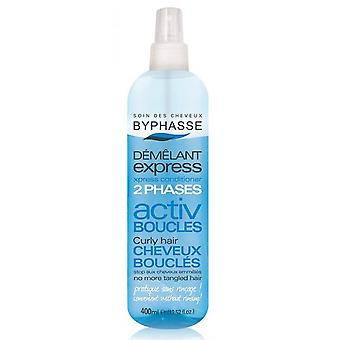 Byphasse Active biphasic Curly Conditioner 400 Ml