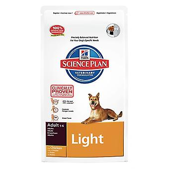 Hill's Canine Adult Light Huhn 12 Kg