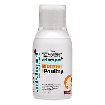 Poultry Wormer 125ml  (Aristopet)
