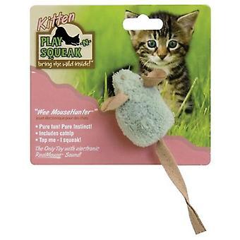 Spielen Sie N Quietschen Wee Mousehunter 5,5 cm