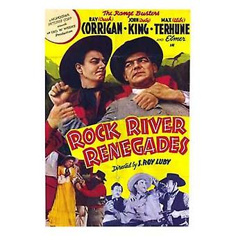 Rock River Renegades Movie Poster (11 x 17)