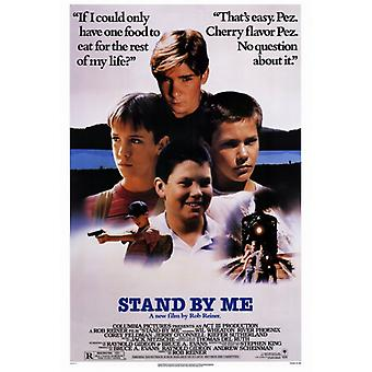 Stand by Me Movie Poster Print (27 x 40)