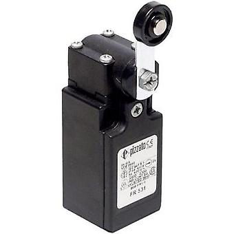 Limit switch 250 Vac 6 A Pivot lever momentary Pizzato Elettrica FR 531-M2 IP67 1 pc(s)