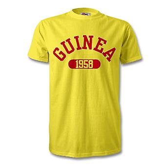 Guinea Independence 1958 Kids T-Shirt