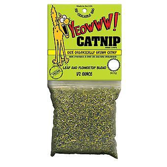 Bolsa de 1/2 onza de Yeowww Catnip