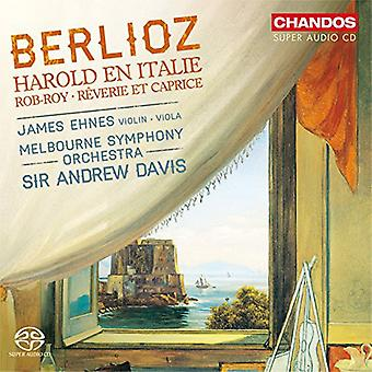 Berlioz / Ehnes / Melbourne Symphony Orchestra - Orchestral Works [SACD] USA import