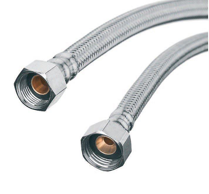 Flexi Flexible Kitchen Basin MonoBloc Tap Connector Hose Pipe M10 3/8