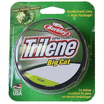 Berkley Trilene Big Cat Fishing Line (220 yds) - 30 lb Test - Solar