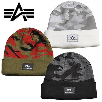 Alpha industries Beanie X-fit Camo